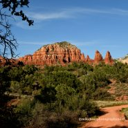 Sedona, Arizona in March; Great Views!